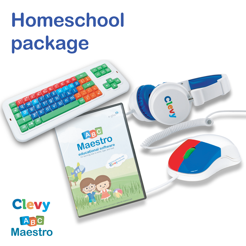 Clevy / ABC Maestro Homeschooling Set