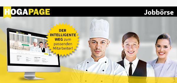 HOGAPAGE Jobbörse für Hotellerie und Gastronomie