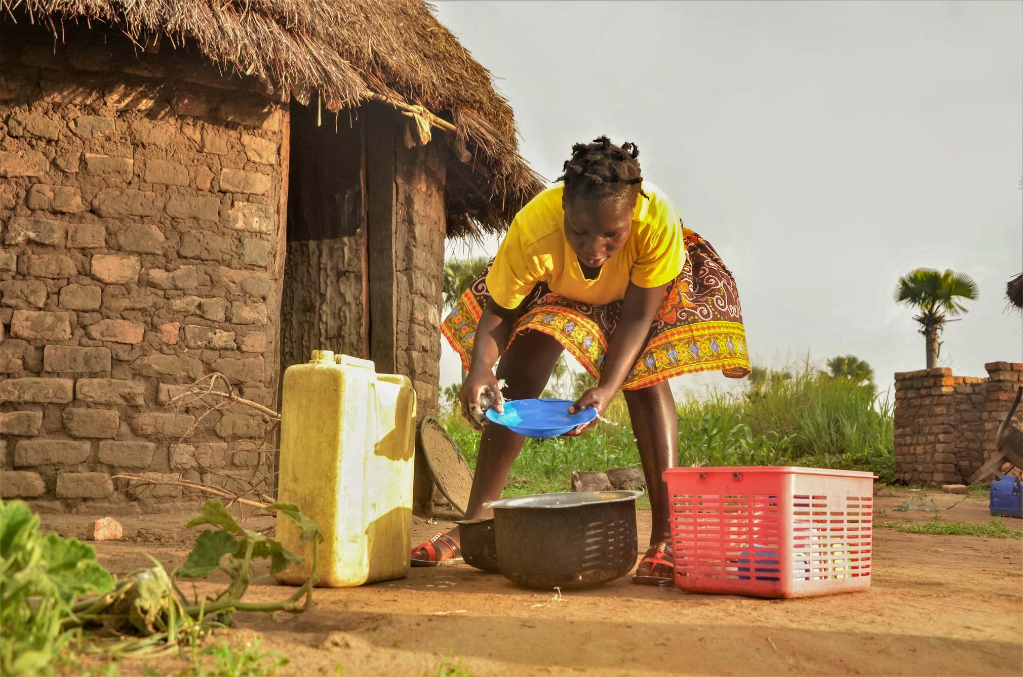 Terrewode Uganda Fistula Patientin