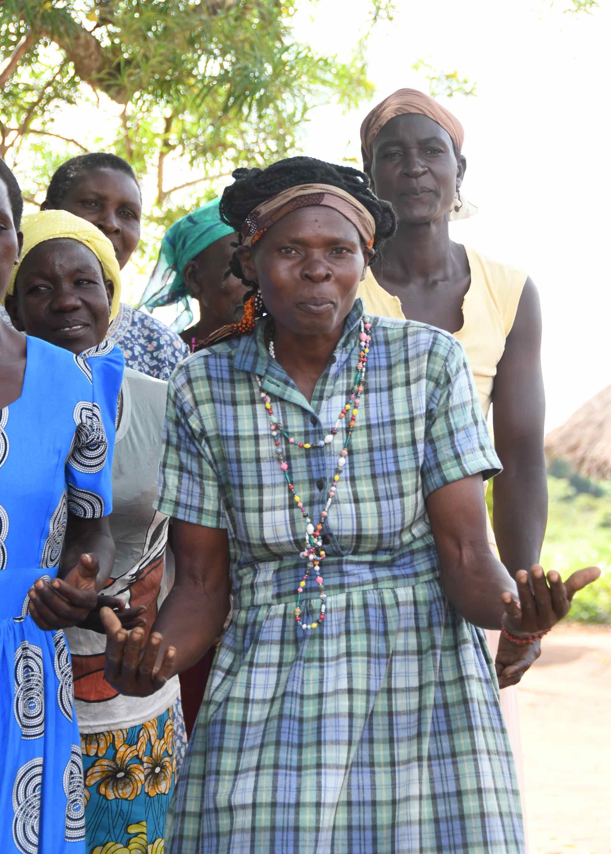 Mikrokredite für Terrewode Uganda