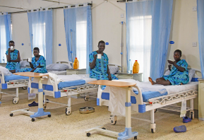 Terrewode Fistula Hospital in Uganda