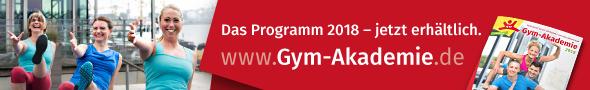 Banner Gym-Akademie