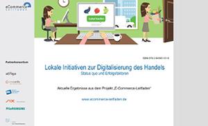 Studie: Lokale Initiativen zur Digitalisierung des Handels