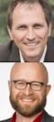 Roland Wölfel und Christian Kramer