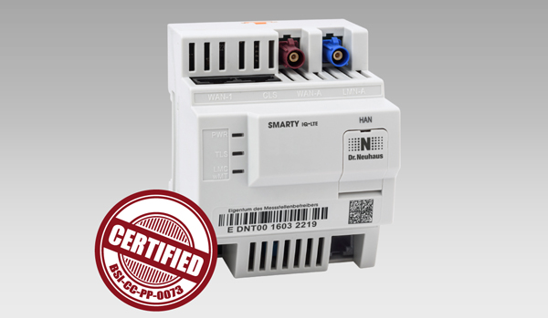Zertifiziertes Gateway von Sagemcom Dr. Neuhaus