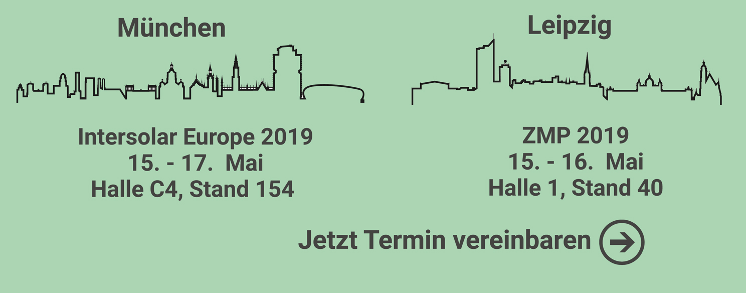 Intersolar Europe and ZMP 2019