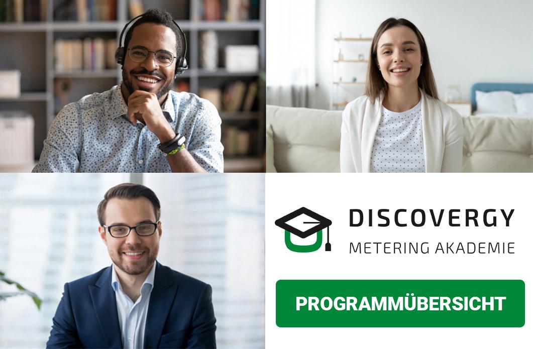 DIscovergy Metering Akademie