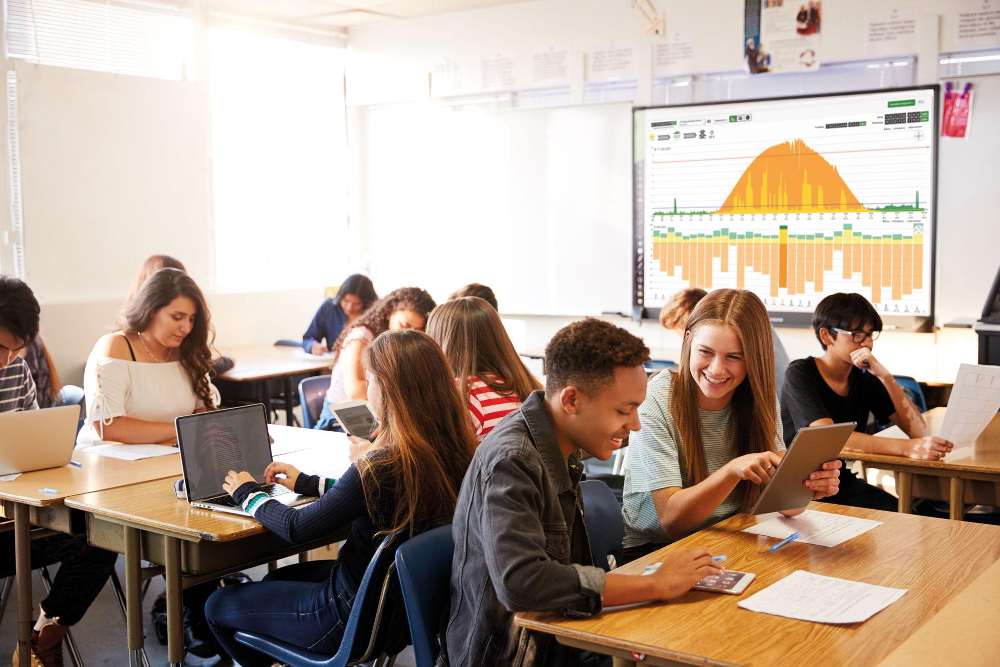 Projekt sucht bundesweit Schulen für den Einsatz von Smart Metern