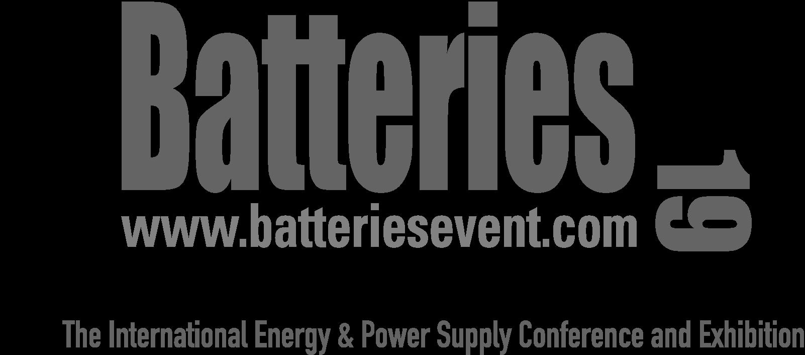 Batteries Event 2019