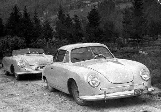 Urheberrecht Porsche