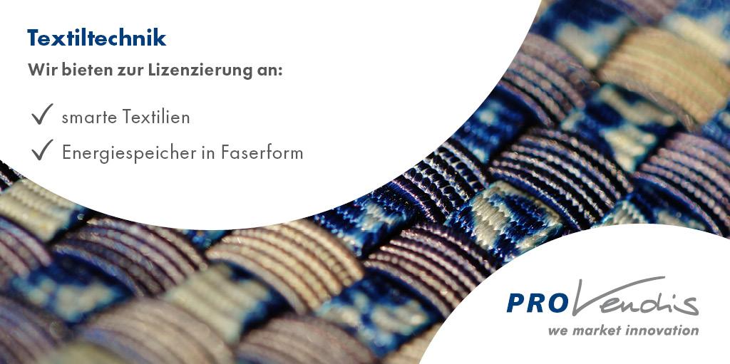 Hochschultechnologien Textiltechnik