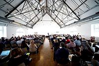 """Transferkonferenz """"Mitarbeitende empowern in der agilen Arbeitsorganisation"""""""