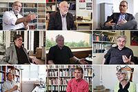 Interviews zu Ursachen, Treibern und Auswirkungen des technologischen Fortschritts