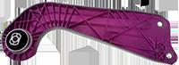 Längslenker in Stahl-LFT-Hybridbauweise. © FLB, Uni Siegen