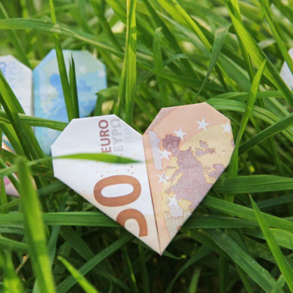 Geld wirkt - immer