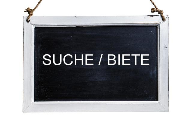 Suche / Biete