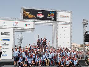 Dramatic win in Sardinia