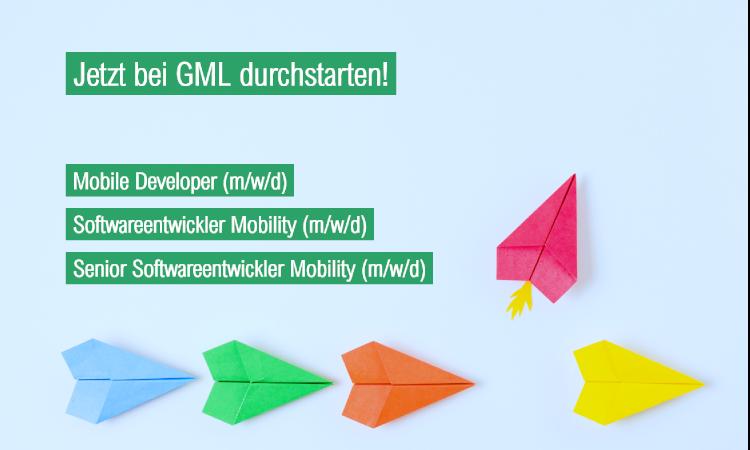 Wir suchen (Senior-)Softwareentwickler Mobility und Mobile Developer (m/w/d) zur Verstärkung!