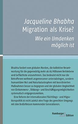 Cover, Migration als Krise?