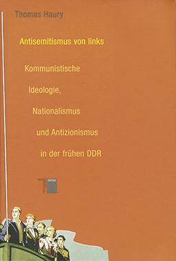 Cover, Haury, Antisemitismus von links