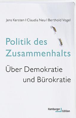 Cover, Politik des Zusammenhalts