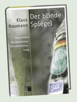 Cover Naumann, Der blinde Spiegel