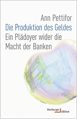 Cover Pettifor, Produktion des Geldes