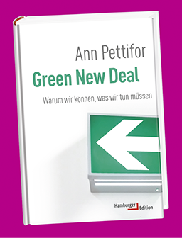 Cover, Ann Pettifor, Green New Deal