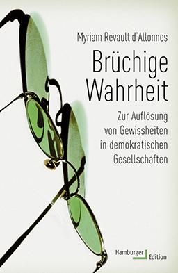 Cover, Revault d'Allones, Brüchige Wahrheit