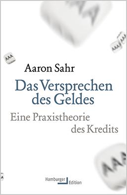 Cover, Sahr, Das Versprechen des Geldes