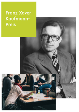 Grafik, Franz-Xaver-Kaufmann-Preis