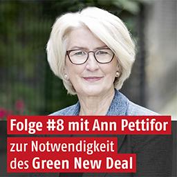 Podcast mit Ann Pettifor