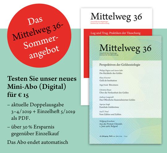 Sommerangebot Mittelweg36