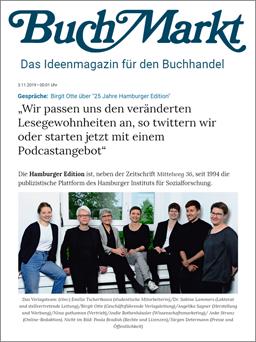 Interview Birgit Otte BuchMarkt