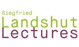 Logo Siegfried Landshut Lectures