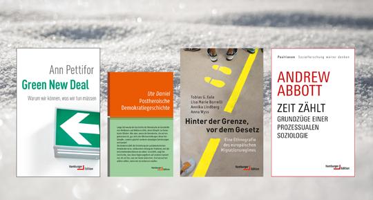 Neue Bücher der Hamburger Edition im Frühjahr 2020