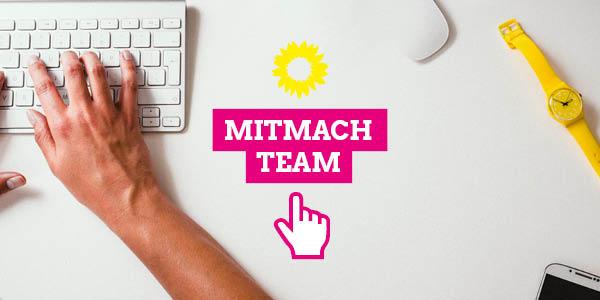 Komm in unser Mitmach-Team: ganz bequem vom PC aus.