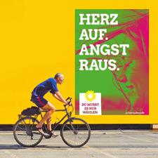 Spende jetzt ein Plakat für die Landtagswahlen im Osten!