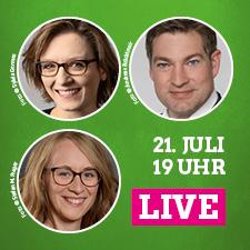 Live-Talk mit Eva Lettenbauer