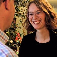 Die neue Landesvorsitzende Eva Lettenbauer im Vorstellungsvideo