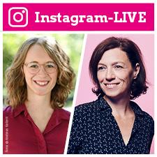 Insta LIVE mit Eva Lettenbauer und Natascha Zeljko