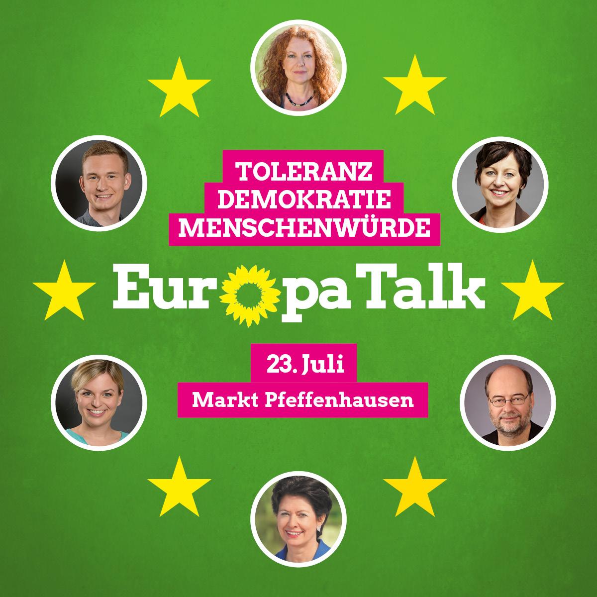 EuropaTalk in Pfeffenhausen