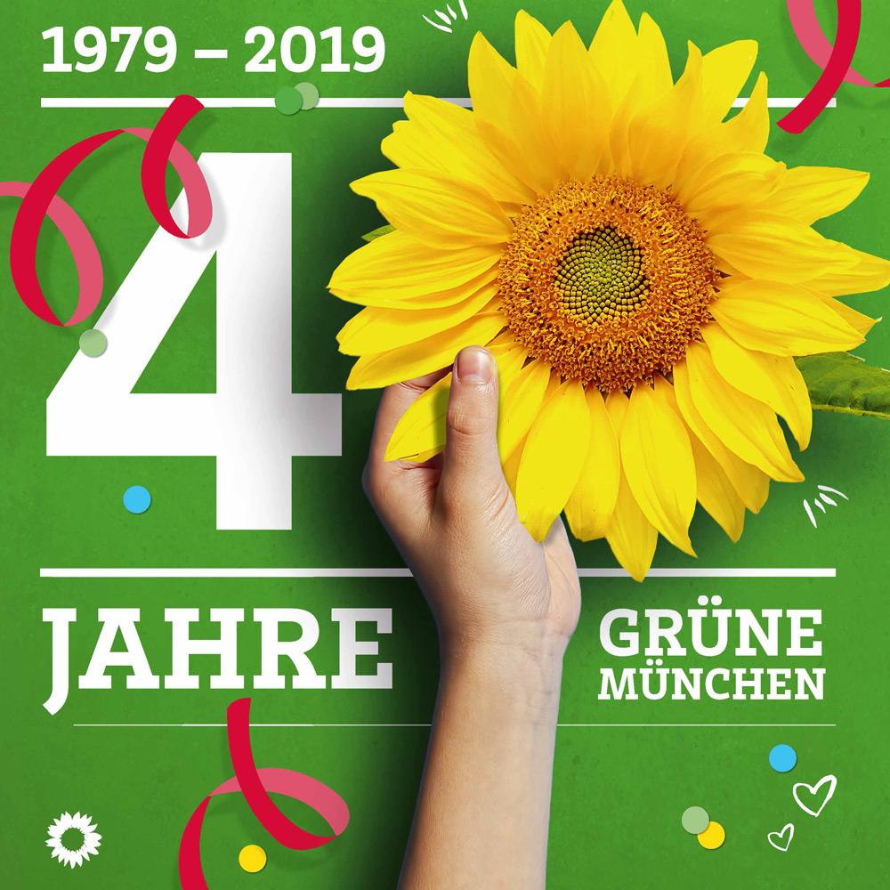 40 Jahre Grüne München