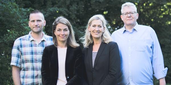 Nico Sorgenfrei, Ella Jurowskaja, Susanne Maisch und Frank Lüttschwager