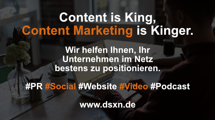 Content Marketing is Kinger