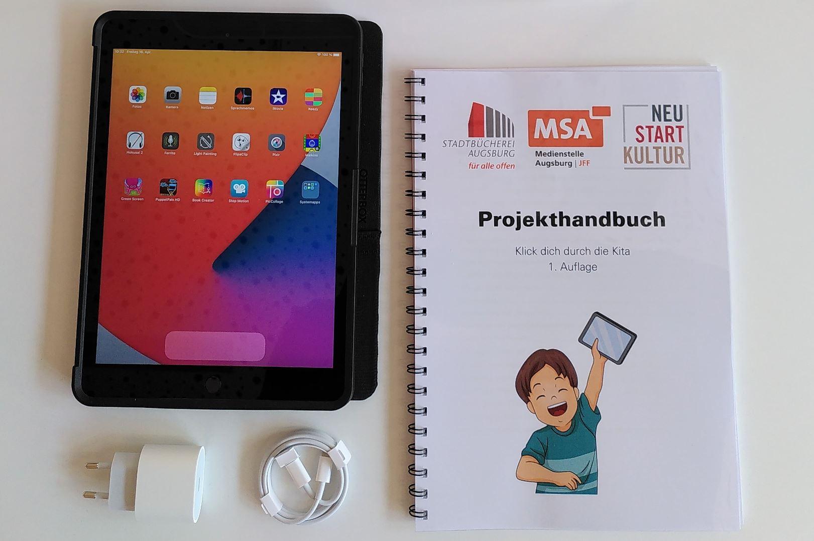 Stabü-Medienkit: Bild: Stadtbücherei /Felix Gründel