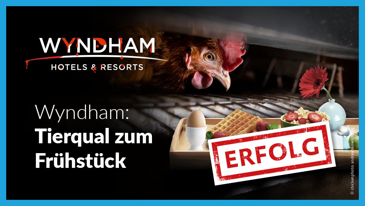 Kampagnenerfolg bei Wyndham