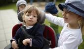 Kind mit einer Beeinträchtigung
