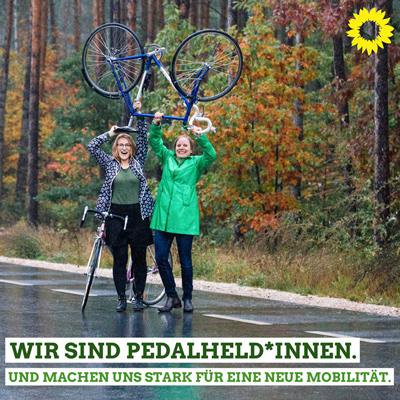 Pedalheldinnen