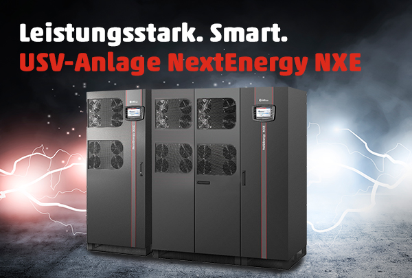 USV-Anlage NextEnergy NXE